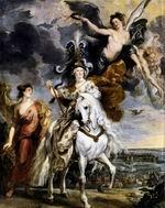 Королева            Медичи