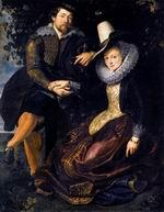 Рубенс и Изабелла Брандт