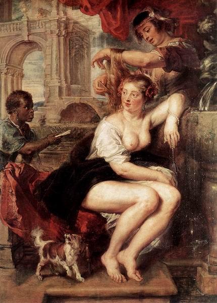 картины рубенса женщины фото
